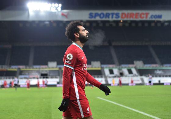 Jamie Carragher Memberinya Opini Mengenai Kontrak Mohamed Salah